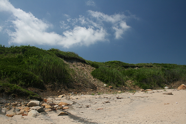 Beach Photograph - Sand Dunes I by Jeff Porter