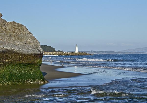 Santa Photograph - Santa Cruz Coastline - California by Brendan Reals