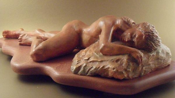 Sculpture Sculpture - Sayva by Scott Russo