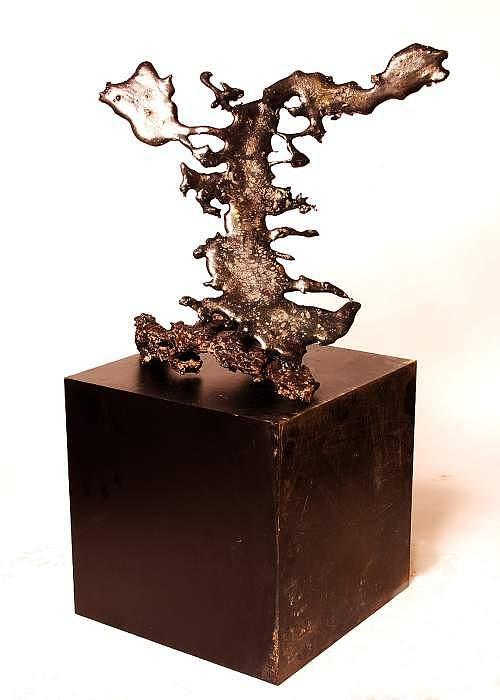 Scorpio Sculpture by Jerry Schmidt