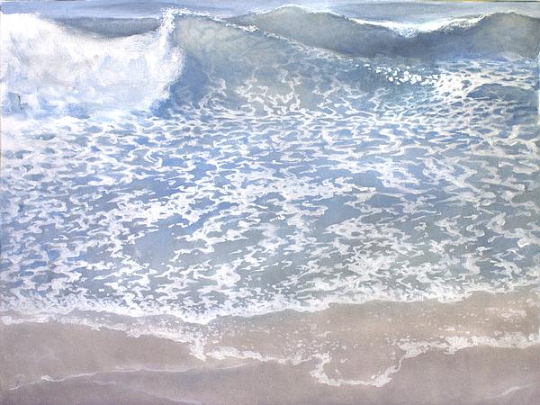Sea Painting - Sea 2 by Valeriy Mavlo