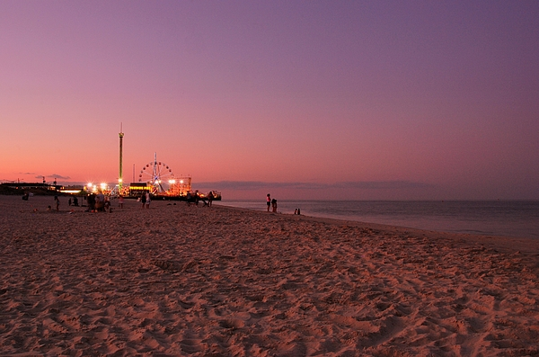 Seaside Park Photograph - Seaside Park I - Jersey Shore by Angie Tirado