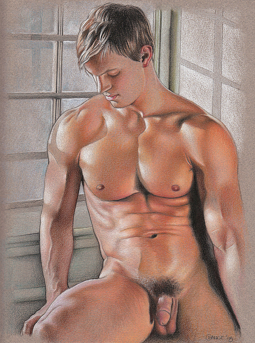 Nudist Male Form