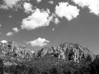 Sedona Photograph - Sedona Magic by Kevin Igo