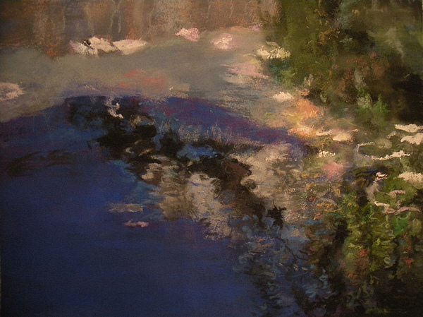 Pastel Pastel - Seductive Waters by Anita Stoll