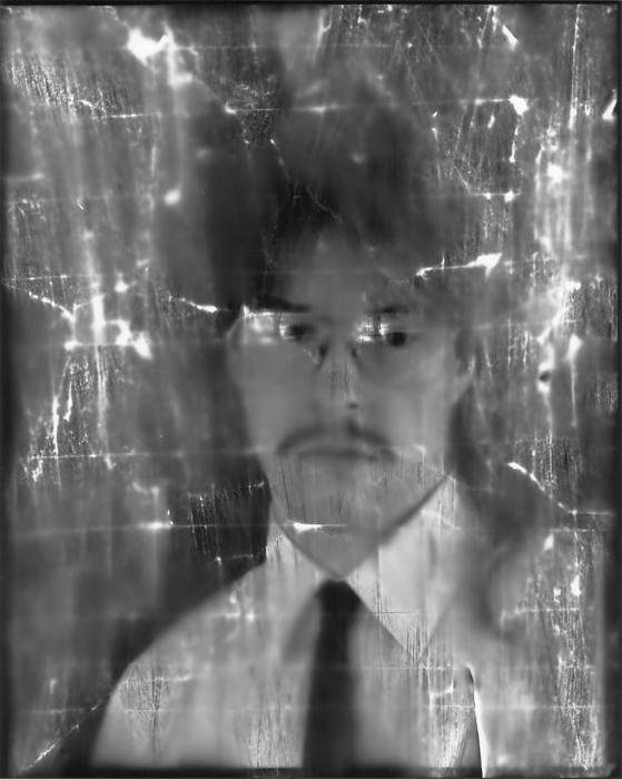 Photo Photograph - Self Portrait by John Terwilliger