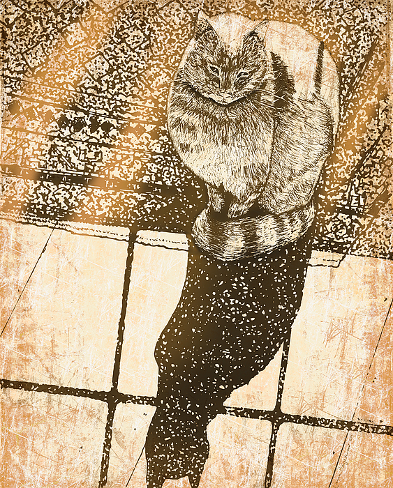 Laura Brightwood - Shadow Cat