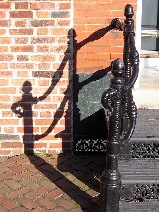 Shadow Photograph - Shadow by Sean Owens