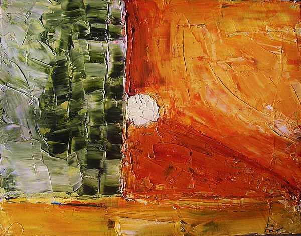 Abstract Painting - Shapes by Ian  Fruehauf