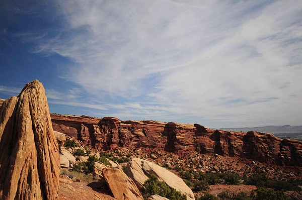 Utah Photograph - Shapes by Kathleen Struckle