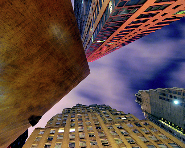 New York City Photograph - Sharp by Mike Lindwasser Photography