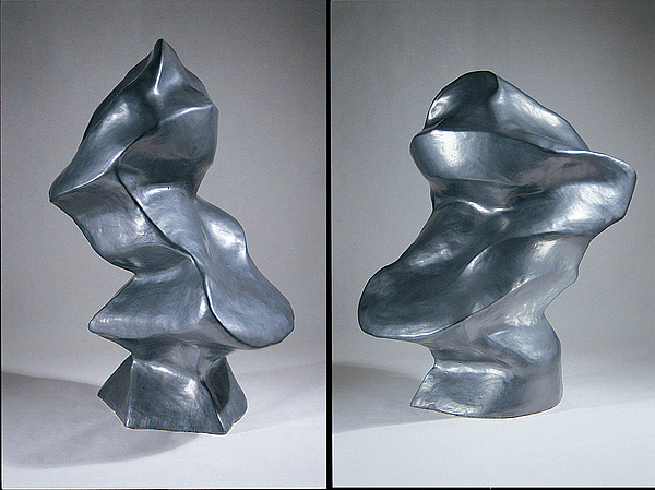 Shift Sculpture - Shift Two Views by Jason Messinger