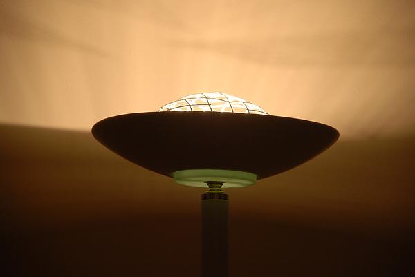 Lamp Photograph - Shine by Rob Hans