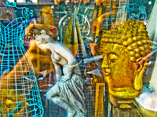 Photograph Photograph - Shop Window 1 by Dan McCarthy