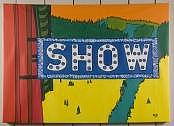 Show The Historic Sheridan Opera House Painting by M D