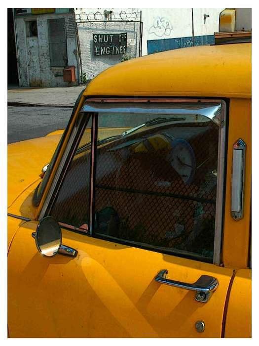 New York City Photograph - Shut-off Engines by Alexander Aristotle - New York City Artist