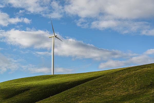 Wind Photograph - Simplicity by Joe Hudspeth