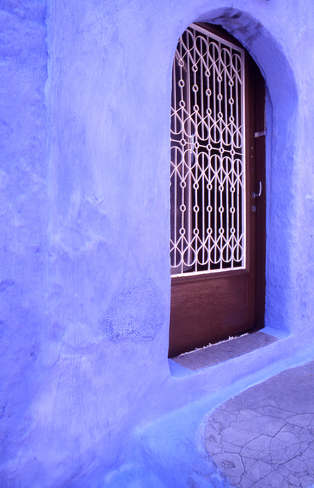 Greece Photograph - Simply Blue by Steve Outram
