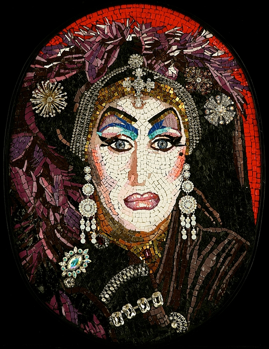 Sister Roma Mixed Media - Sister Roma by Michael Kruzich
