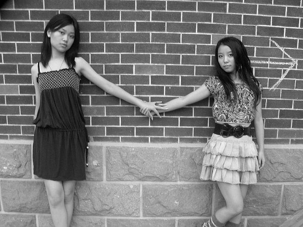 Photograph Photograph - Sisters 1 by Annie