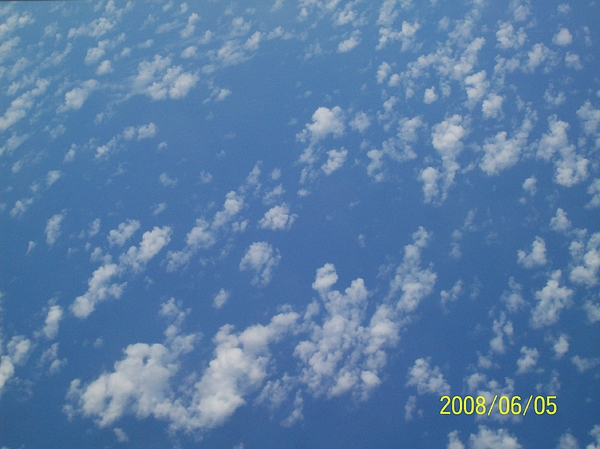Sky Photograph - Sky High by Rishanna Finney