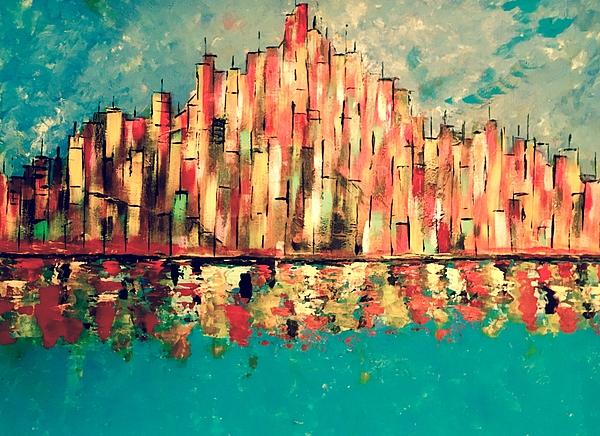 Ira Bansal - Skyline
