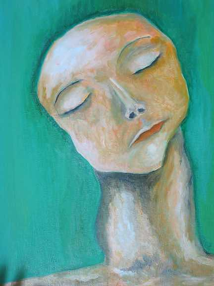 Sleep Painting by Padma Prasad