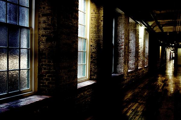 Augusta Photograph - Slit Scan 5 by Patrick Biestman