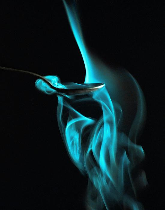 Smoke Photograph - Smoke by Timi Toth