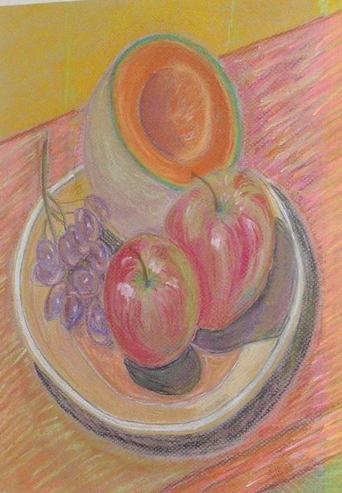 Fruit Pastel - Snack by Samuel Silk