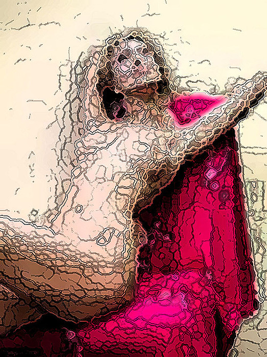 Female Body Photograph - So What by Rigoberto Vargas
