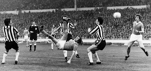1976 Photograph - Soccer Match, 1976 by Granger