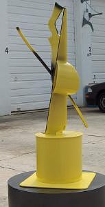 Sculpture Sculpture - Social Engagement by Richard Beau Lieu