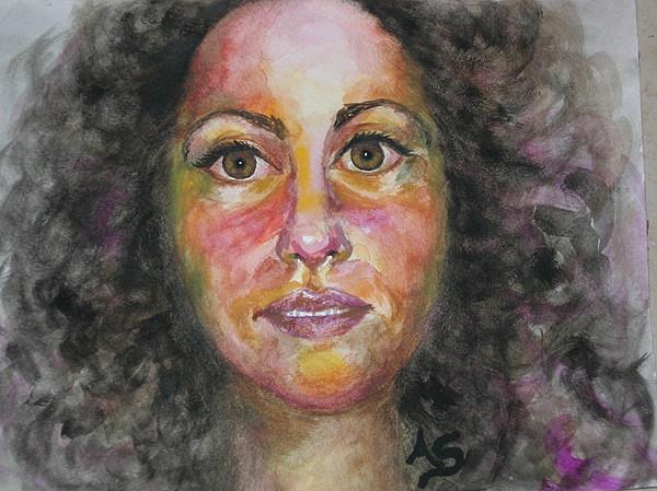 Sogni E Speranze Painting by Annalisa Scornavacche