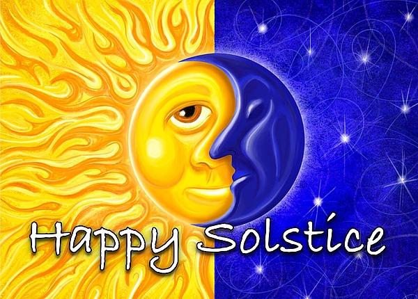 Solstice Digital Art - Solstice by David Kyte