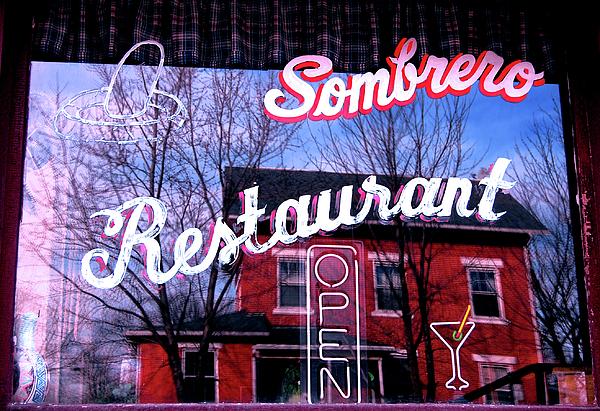 Sombrero Photograph - Sombrero Restaurant by Jame Hayes