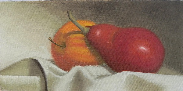 Still Life Painting - Someone To Lean On by Bart  Dluhy