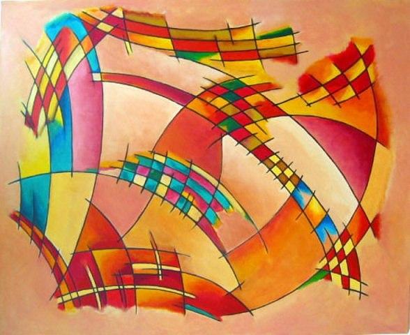 Sonata N8 Painting by Nicolau Campos