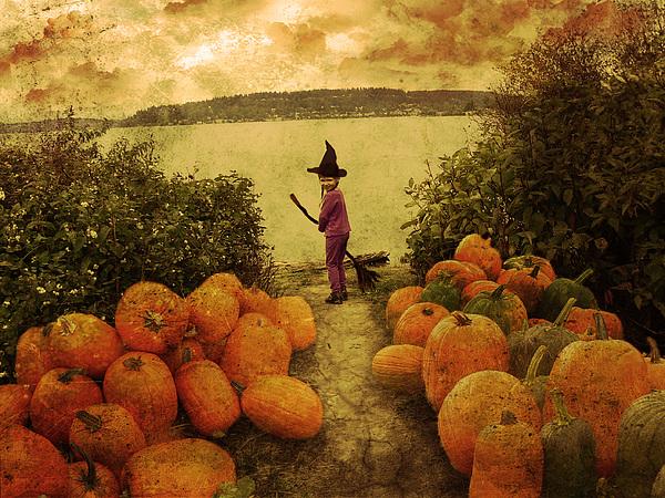 Halloween Photograph - Soon Halloween by Anastasia Michaels