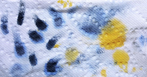 Soot Painting - Soot And Sunshine by Dave Martsolf