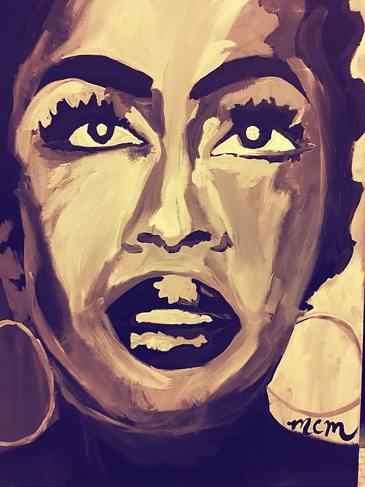 Painting - Soul Sister  by Miriam Moran