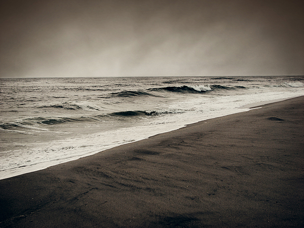 Ocean Photograph - Spending My Days Escaping Memories by Dana DiPasquale