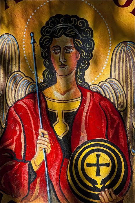 Religion Photograph - St. Michael  by Robert Ullmann
