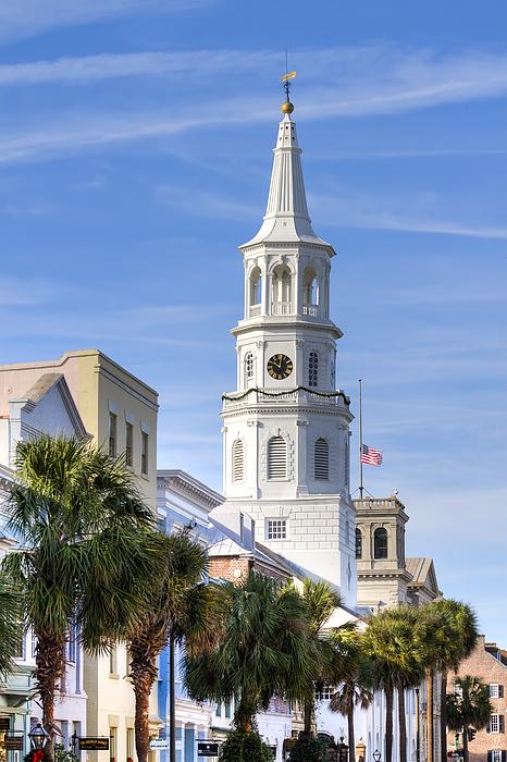 St Michaels Church Charleston Sc 3
