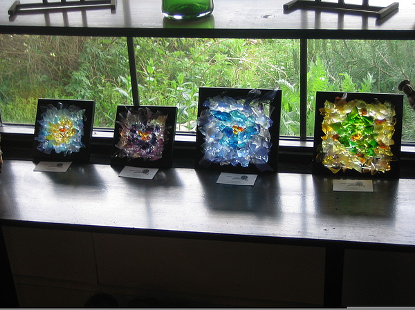 Stain Glass Mixed Media - Stain Glass Works by Lehua Ehukai