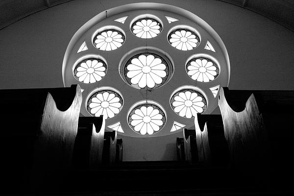 Window Photograph - Stairway To Heaven by Hendrik Maree