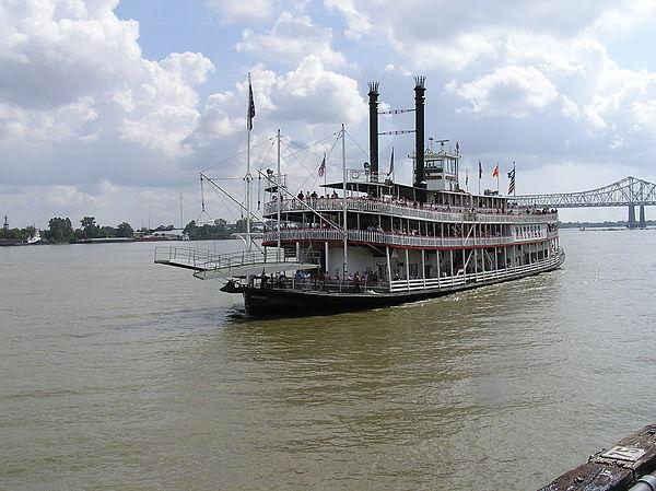 New Orleans Photograph - Steamboat Natchez 2 by Jack Herrington