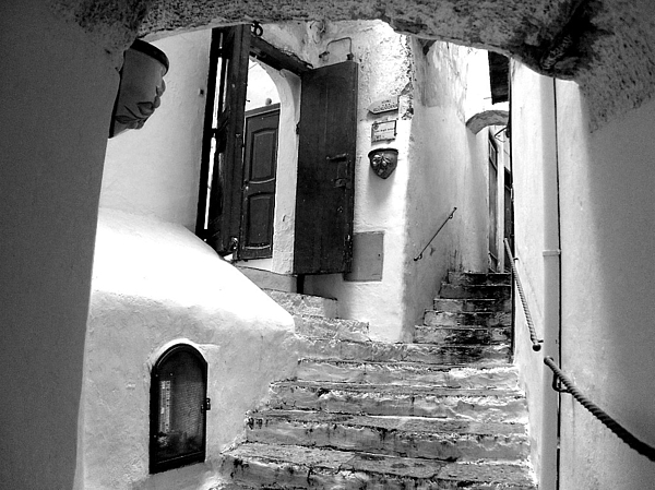 Steps Photograph - Steps by Sorin Ghencea
