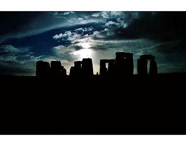 London Photograph - Stone by Rachel Andersen