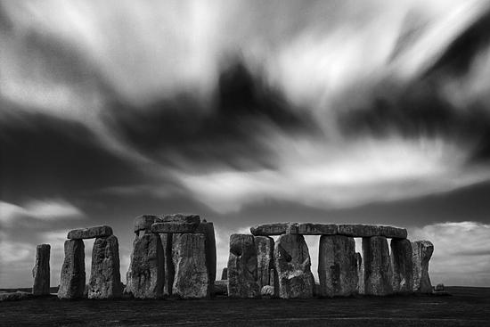 England Photograph - Stonehenge by Cole Thompson
